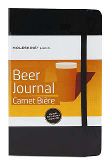 MOLESKINE Passions collection A5 beer journal