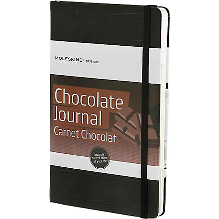 MOLESKINE Passions collection A5 chocolate journal