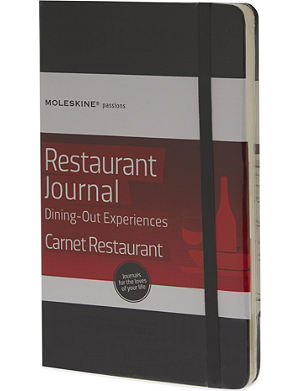 MOLESKINE Passions collection A5 restaurant journal