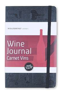 MOLESKINE Passions collection A5 wine journal