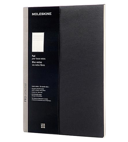 MOLESKINE Professional paper pad A4