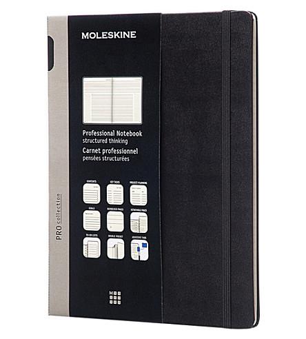 MOLESKINE 超大专业笔记本电脑