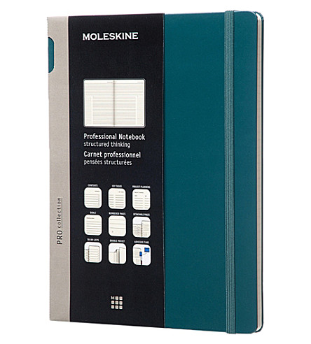 MOLESKINE 专业超大笔记本电脑