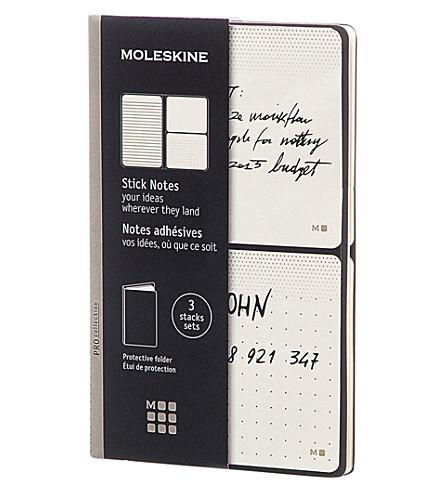 MOLESKINE Stick notes set