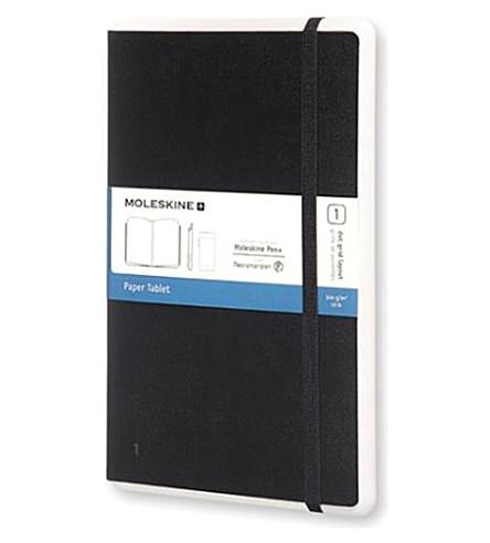 MOLESKINE Hardback dotted paper tablet