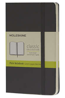 MOLESKINE Small plain notebook