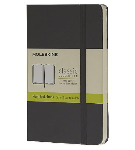 MOLESKINE 小素色笔记本电脑 (黑色