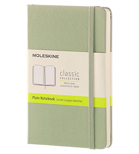 MOLESKINE Hardcover plain pocket notebook