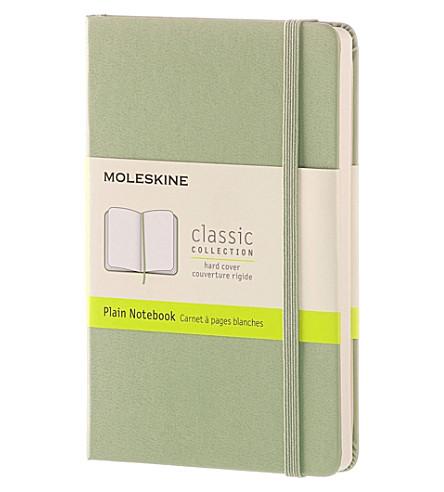 MOLESKINE 精装素色袖珍笔记本