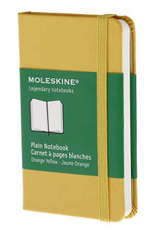 MOLESKINE Plain pocket notebook