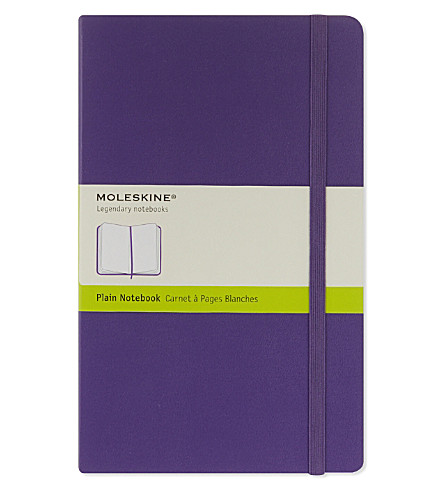 MOLESKINE Plain notebook 240 pages
