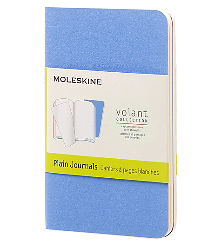 MOLESKINE Volant blank journal extra small