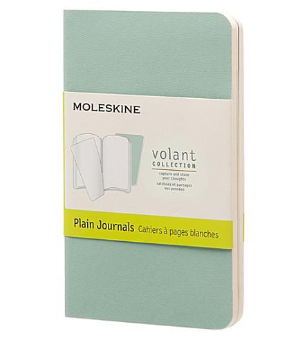 MOLESKINE Volant blank journal extra small