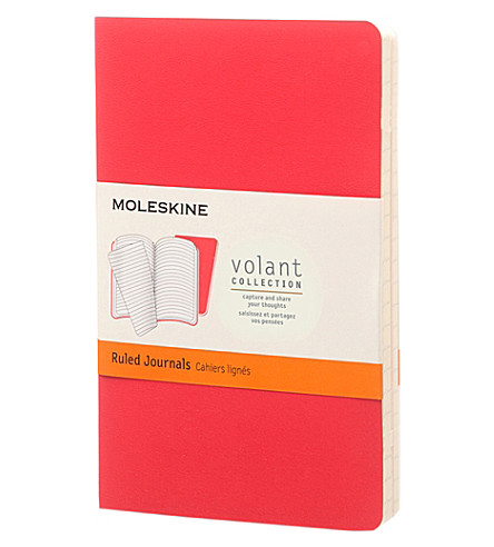 MOLESKINE Ruled-paper journal