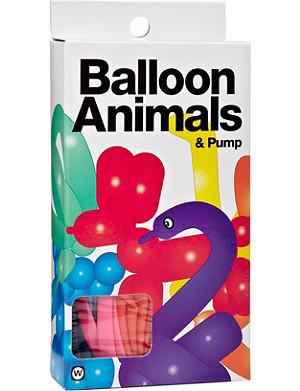 NPW Balloon animals and pump kit