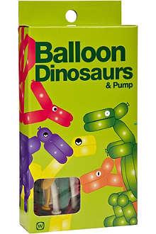 NPW Dinosaurs balloon modelling kit