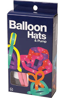 NPW Balloon hats and pump kit