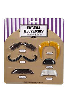 NPW Notable Moustaches Character edition set