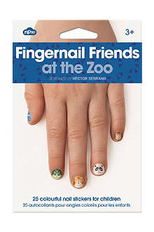NPW Fingernail Friends animal nail stickers