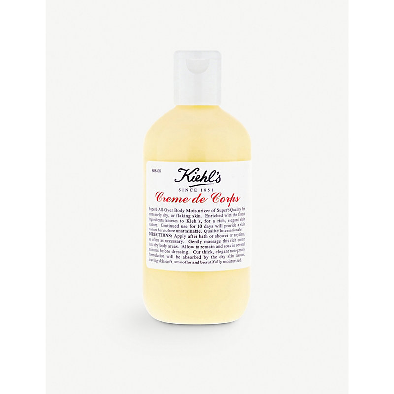KIEHL'S | Kiehl'S Crème De Corps Body Moisturiser 125ml | Goxip