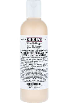 KIEHL'S Klaus Heidegger's All Sport everyday shampoo 250ml