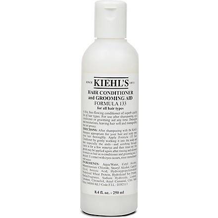 KIEHL'S Hair conditioner and grooming aid formula 133 250ml