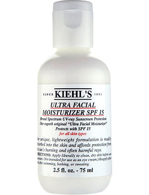 KIEHL'S Ultra facial moisturiser SPF 15 75ml