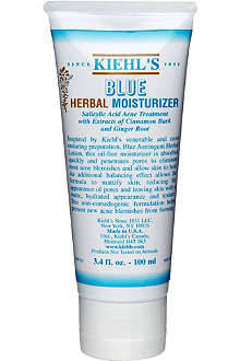 KIEHL'S Blue Herbal moisturiser 100ml