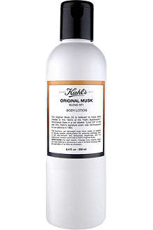 KIEHL'S Musk body lotion 250ml