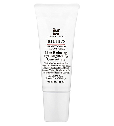 KIEHL'S Line–reducing eye–brightening concentrate 15ml