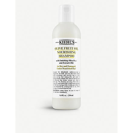 KIEHL'S Olive Fruit Oil nourishing shampoo 250ml