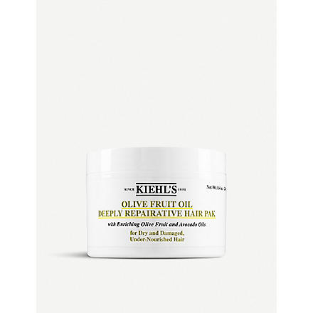 KIEHL'S Olive Fruit Oil repairative masque 250ml