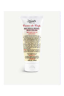 KIEHL'S Crème de Corps soy milk and honey body polish 200ml