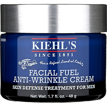KIEHL'S Facial Fuel anti–wrinkle cream