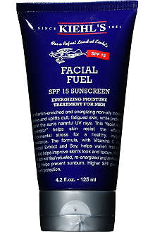 KIEHL'S Facial Fuel SPF 15 125ml