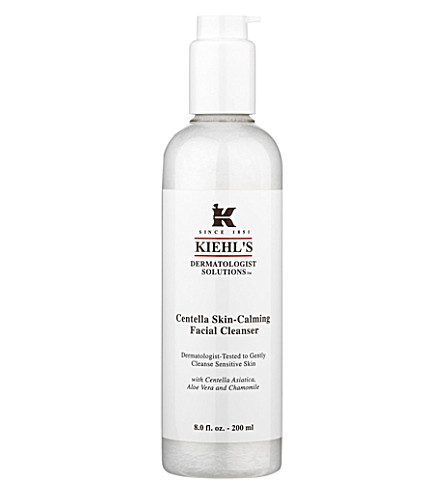 KIEHL'S Centella skin calming facial cleanser 200ml