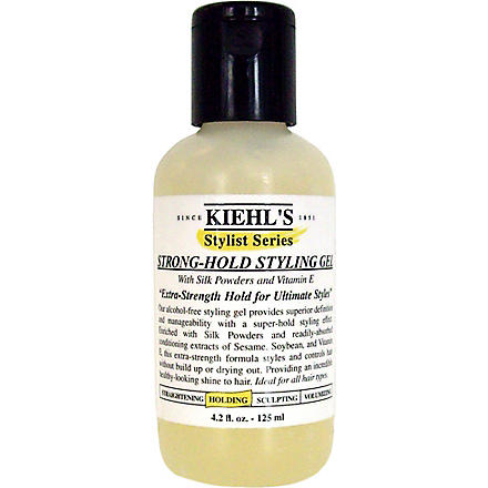 KIEHL'S Strong-hold styling gel 125ml