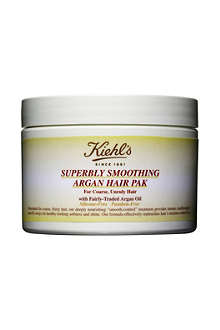 KIEHL'S Superbly Smoothing hair pack 200ml