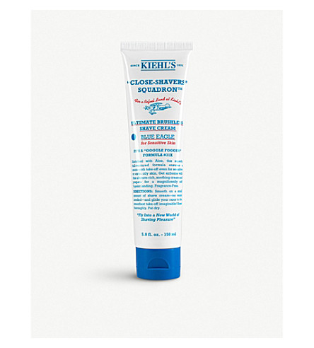 KIEHL'S Blue Eagle Ultimate Brushless Shave Cream 150ml