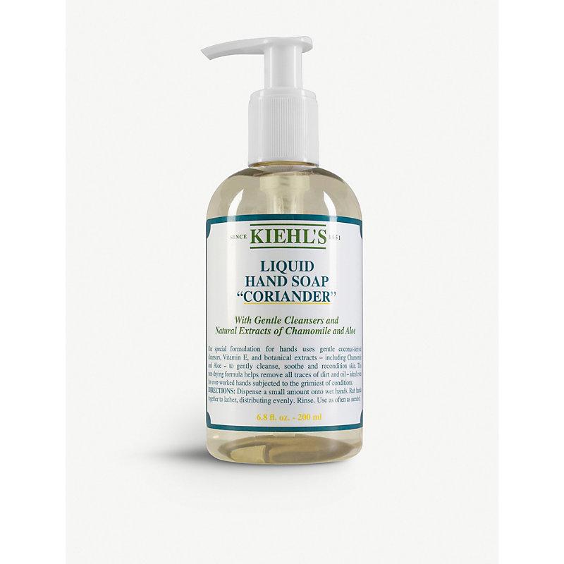 KIEHL'S | Kiehl'S Coriander Hand Cleanser Pump 250ml | Goxip