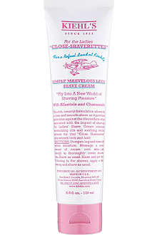 KIEHL'S Simply Mahvelous Legs shave cream 150ml