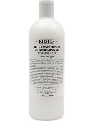 KIEHL'S Hair conditioner & grooming aid formula 133 500ml