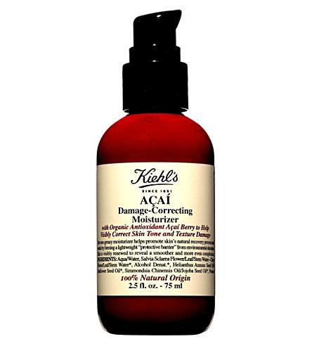 KIEHL'S Aςaí damage correcting moisturiser