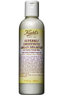 KIEHL'S Superbly Smoothing shampoo 200ml