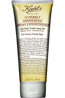 KIEHL'S Superbly Smoothing conditioner 200ml