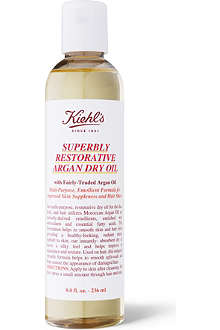 KIEHL'S Superbly Restorative dry oil 125ml