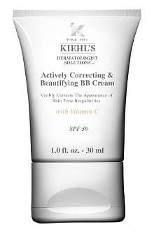 KIEHL'S Actively Correcting & Beautifying BB Cream SPF 50