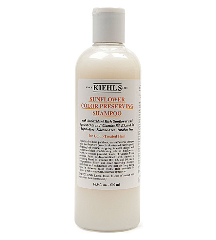 KIEHL'S Sunflower colour preserving shampoo 500ml