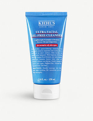 KIEHL'S Ultra Facial oil–free cleanser 150ml