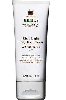 KIEHL'S Ultra Light Daily Moisturizer SPF 50